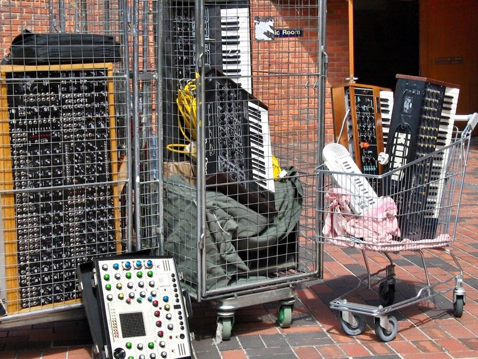 Synths In A Basket